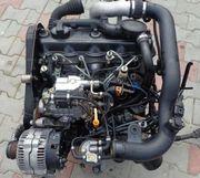 Для Audi A4,  1.9TDI,  AFN,  1994-2001 - двигатель,  навесное,  МКПП и др.